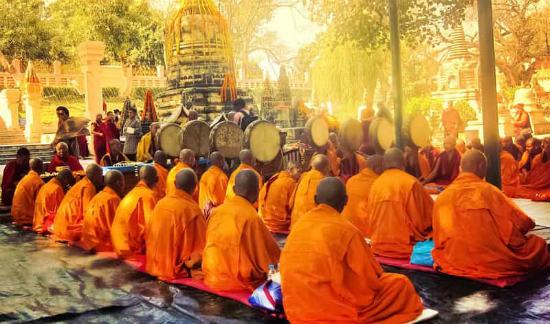 Buddhist Tour