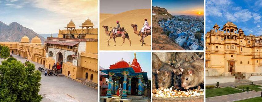 Rajasthan Splendid Heritage Tour