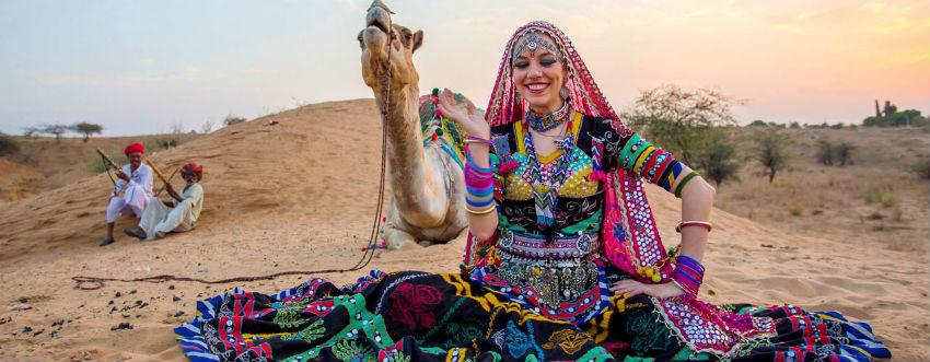 Rajasthan Palaces and Desert Tour